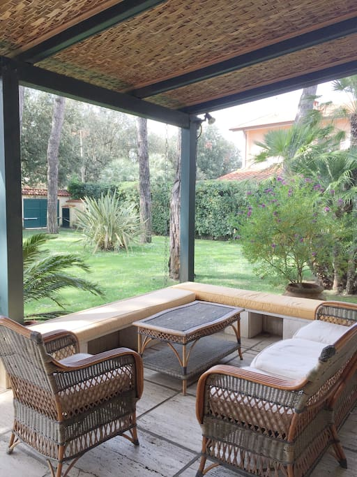 Private Outdoor space