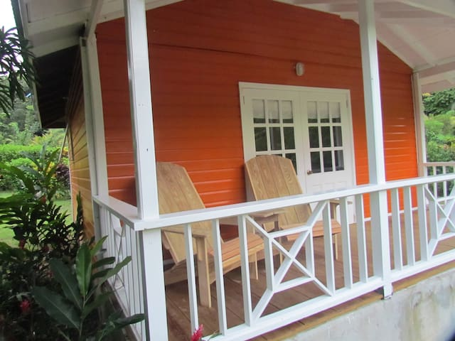 'Carib' Cabin at Mermaid's Secret - Rosalie
