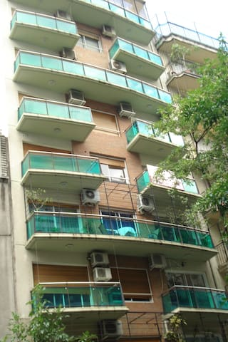 Apt in Buenos Aires, next to busses and metro
