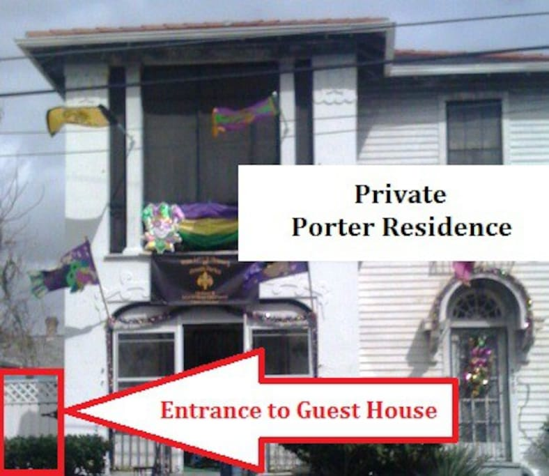 Garden District Efficiency Apt Guest Suites For Rent In New Orleans Louisiana United States