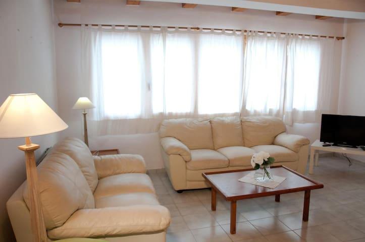 Apartamento 1ª línea de mar. Playa SAnt Feliu - Sant Feliu de Guíxols - Appartement en résidence