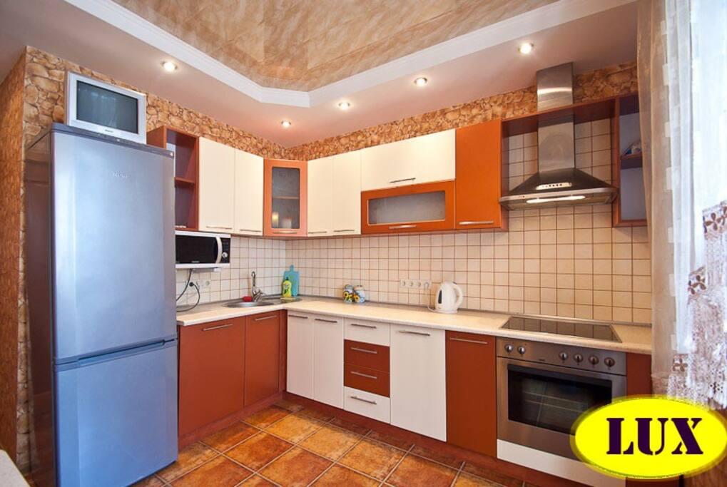 Кухня 10м2.