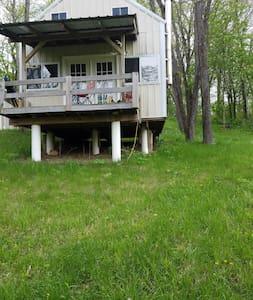 Hilltop cabin  HUNTERS PARADISE