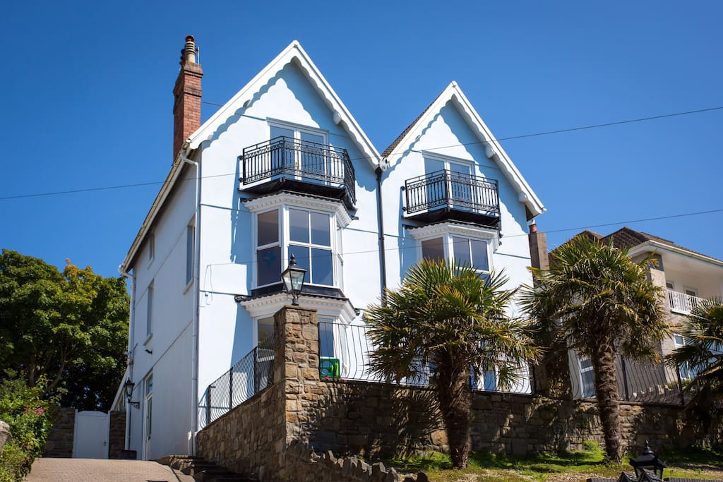 Top ten most wish listed on airbnb in wales houses for - The best house in wales ...