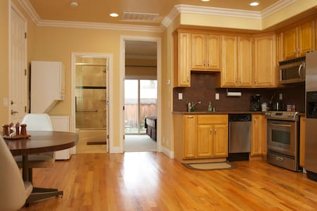 Luxurious & Quiet Home near Main St, Cupertino - Cupertino - Wohnung