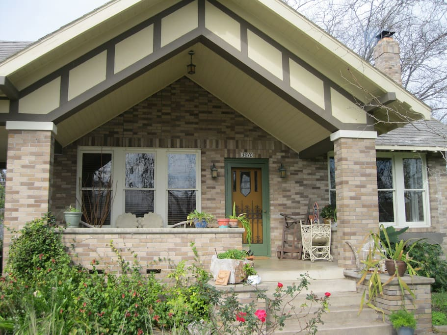House At Duval Garden Houses For Rent In Austin Texas