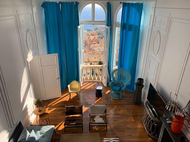 Riviera palace - Monaco Blue Loft