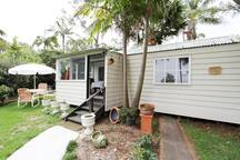 Beachside cabin northern beaches
