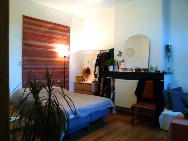 Chambre lumineuse et cosy dans appartement calme - Forest - Apartment
