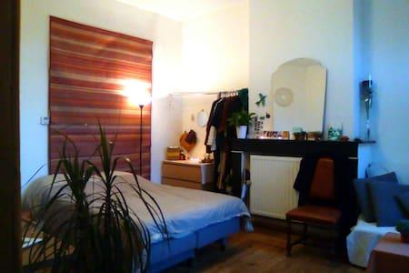 Chambre lumineuse et cosy dans appartement calme - Forest