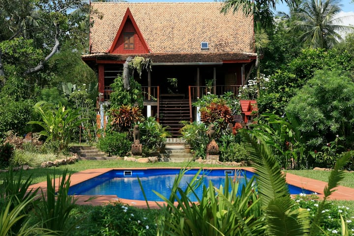 """Piman Pu"" - pool villa, on Koh Pu - Krabi - Vila"