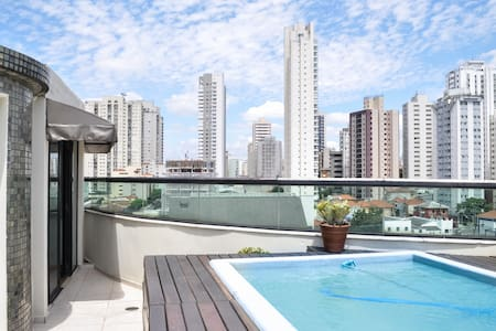 Gorgeous Penthouse w private pool ! - Són Paulo