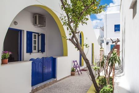 Mythos, 2 bedrooms apartment, near the beach.