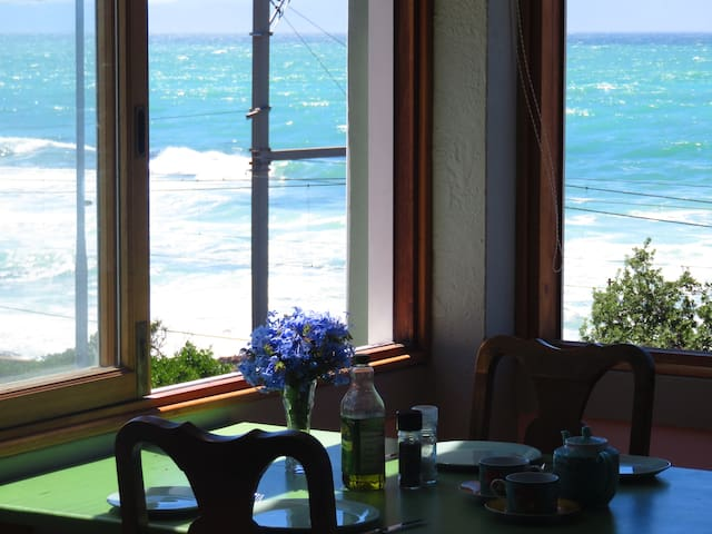 Sun & sea filled apartment Kalk Bay - Ciutat del Cap - Pis