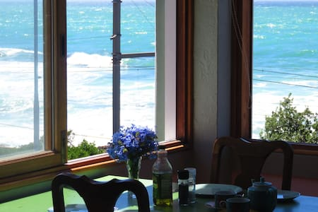 Sun & sea filled apartment Kalk Bay - Ciudad del Cabo