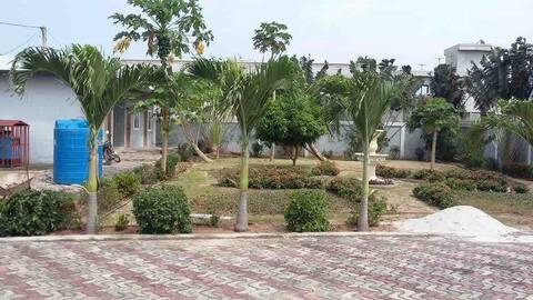 Location maison de ville à SEKANDJI