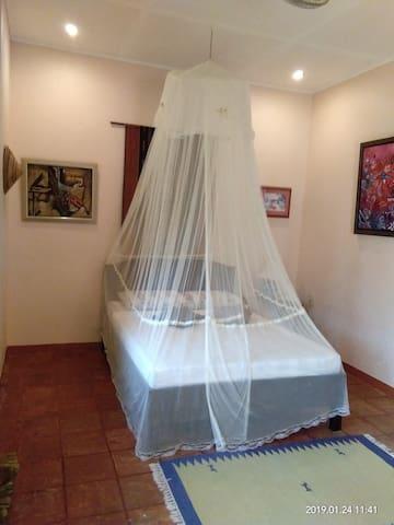 Duplex B Cottage Bed Room