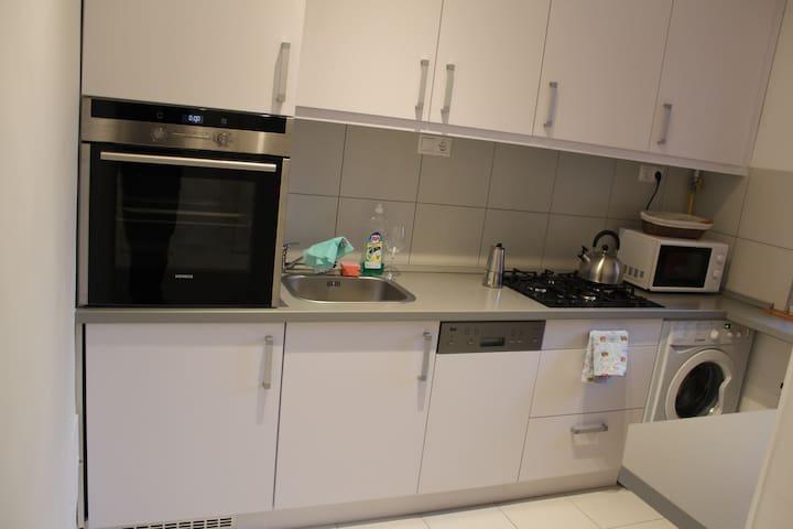 Still kitchen!