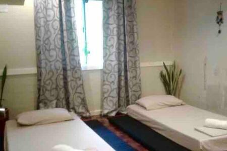 Subic Rainforest Retreat Room2