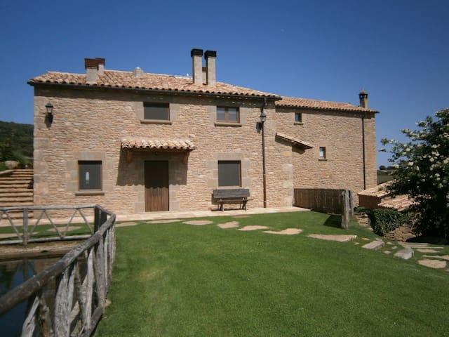 Naturaleza, Silencio, Paisaje - Lladurs - House