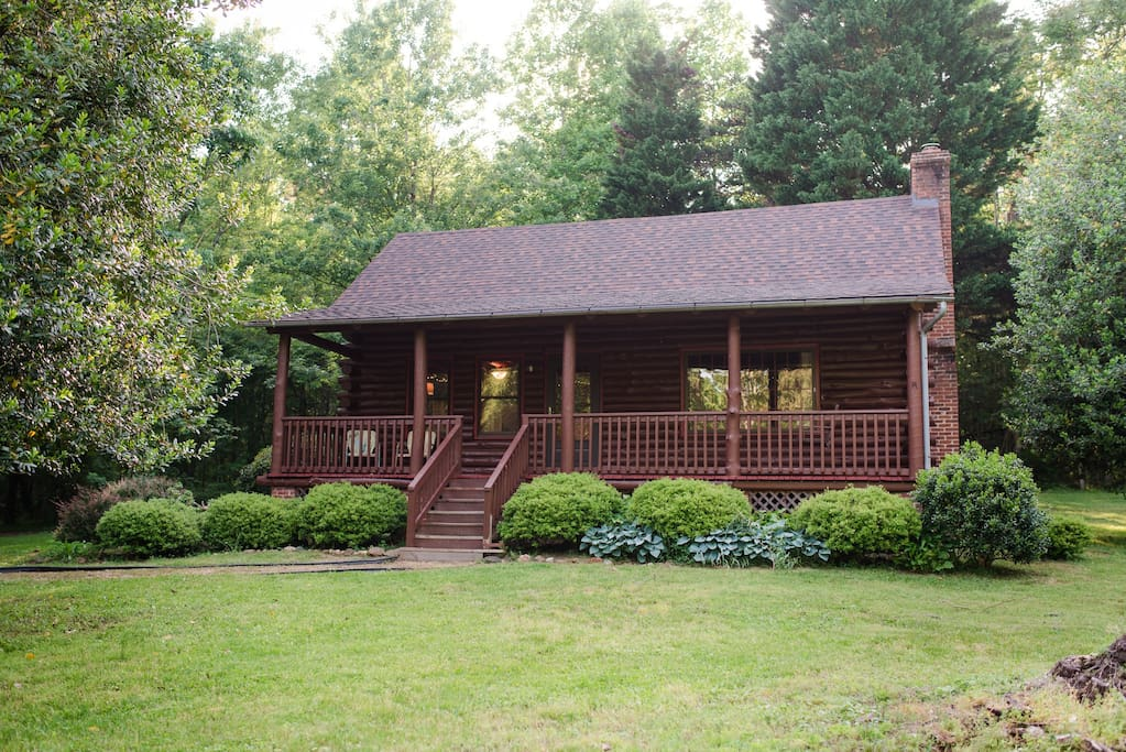Cabin In Ivy Houses For Rent In Charlottesville