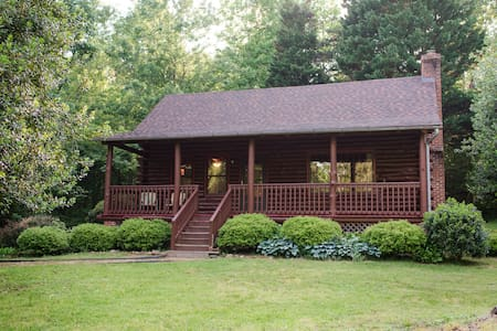 Cabin In Ivy - Charlottesville - House