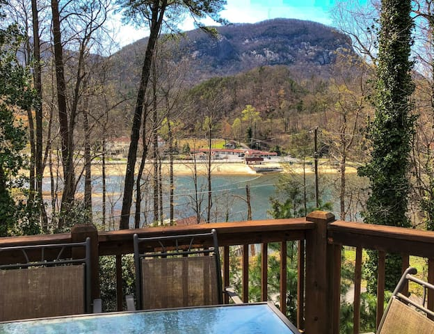 Jack's Beach Walk - Mr Lake Lure Vacation Rentals