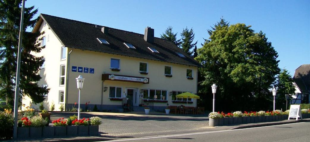 Modern pension in de Eifel
