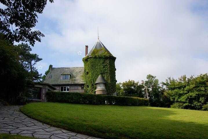 la maison hurlevent, chambre haute