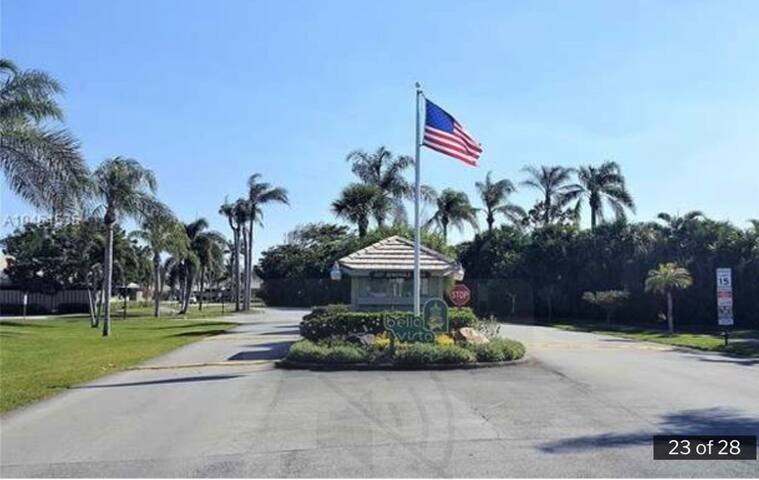 Bella Vista in Jupiter Florida!