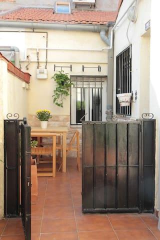 Cactus Mágico - Madrid - Casa