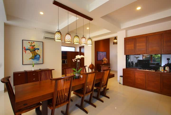 #2 bedroom of Aswattha Villas