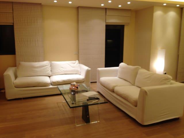 Comfortable apartment in Hazmieh -  MarTakla - Beirut - Apartment