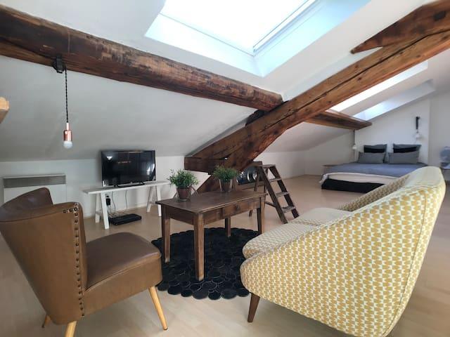 Loft Lyon Presqu'Ile Confluence - 2ème arrdt