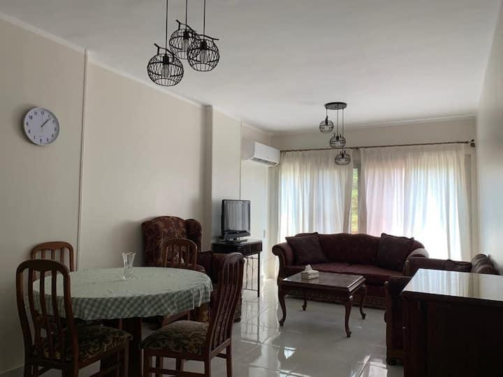 Sunny Cozy Apartment in El Golf Area