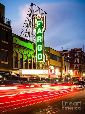 Jay & Kristi's Guidebook for Fargo (mostly downtown Fargo)
