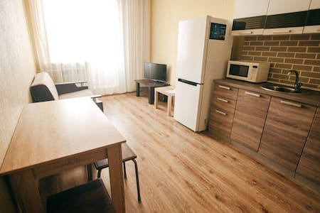 Прекрасные апартаменты на Агапкина 4