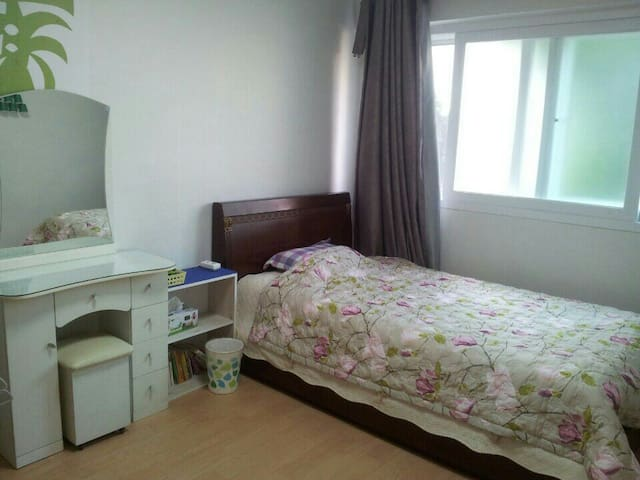 In the middle of Incheon and Seoul - Bucheon-si - Apartment