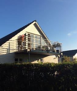 Charmerende hus i Glumsø med skøn beliggenhed - Glumsø - Dům