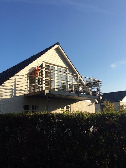 Charmerende hus i Glumsø med skøn beliggenhed