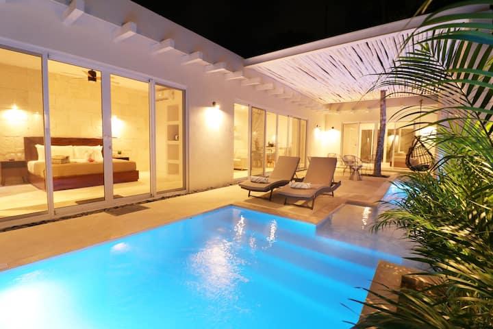 Villa Oasis Serenity  by Los Amigos Tulum