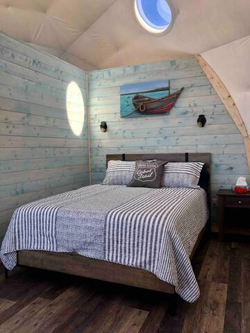The Driftwood Dome, True North Destinations