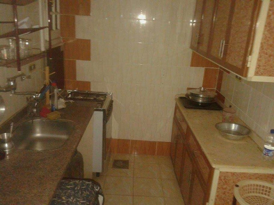 Amazing apartment with sea view near el montaza flats for rent in alexandria alexandria Kitchen design in alexandria egypt