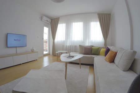 Luxury Central Apartment in Prishtina