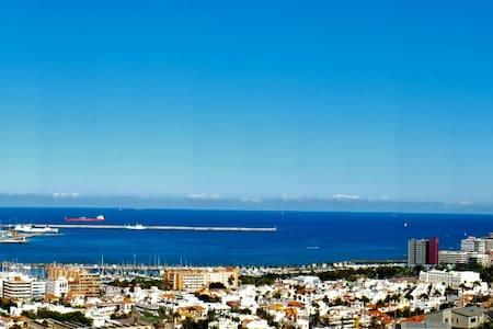beautifull room with great views - Las Palmas de Gran Canaria