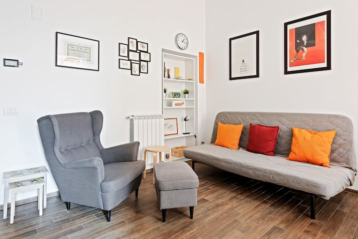 ★Spacious and stylish close to central station★