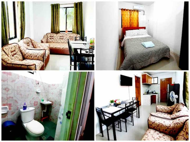 1 BR /Best Value Near Mactan Newtown long stay (B)