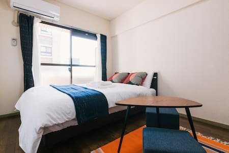 Tenjin – Great location – Cozy apt perfect for two - Chūō-ku, Fukuoka-shi - Appartement