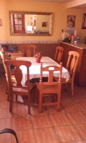 Habitación con desayuno - Lodosa - Guesthouse