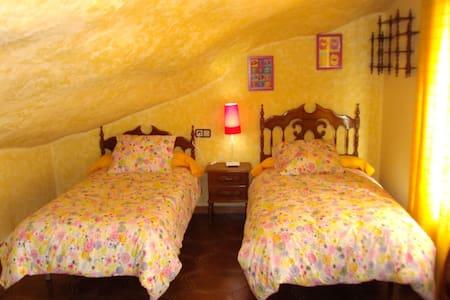 Cuevas del Sol house - Setenil de las Bodegas - Casa